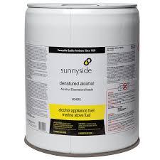 Item #SUNNYSIDE-834-5 - 5 Gallon DENATURED ALCOHOL 834